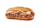 ROAST BEEF AND SWISS CHEESE SUB